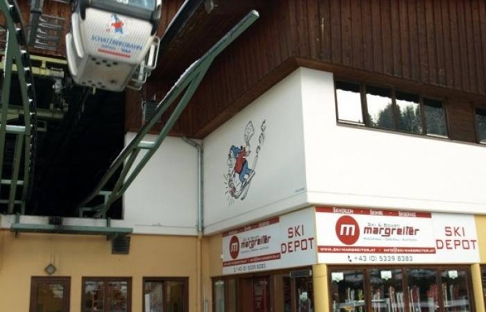 Ski & Boardverleih Auffach